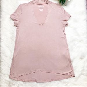 American Eagle Soft & Sexy V neck Tee